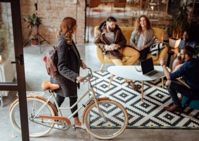 2021 Coworking & Office Space Design Trends
