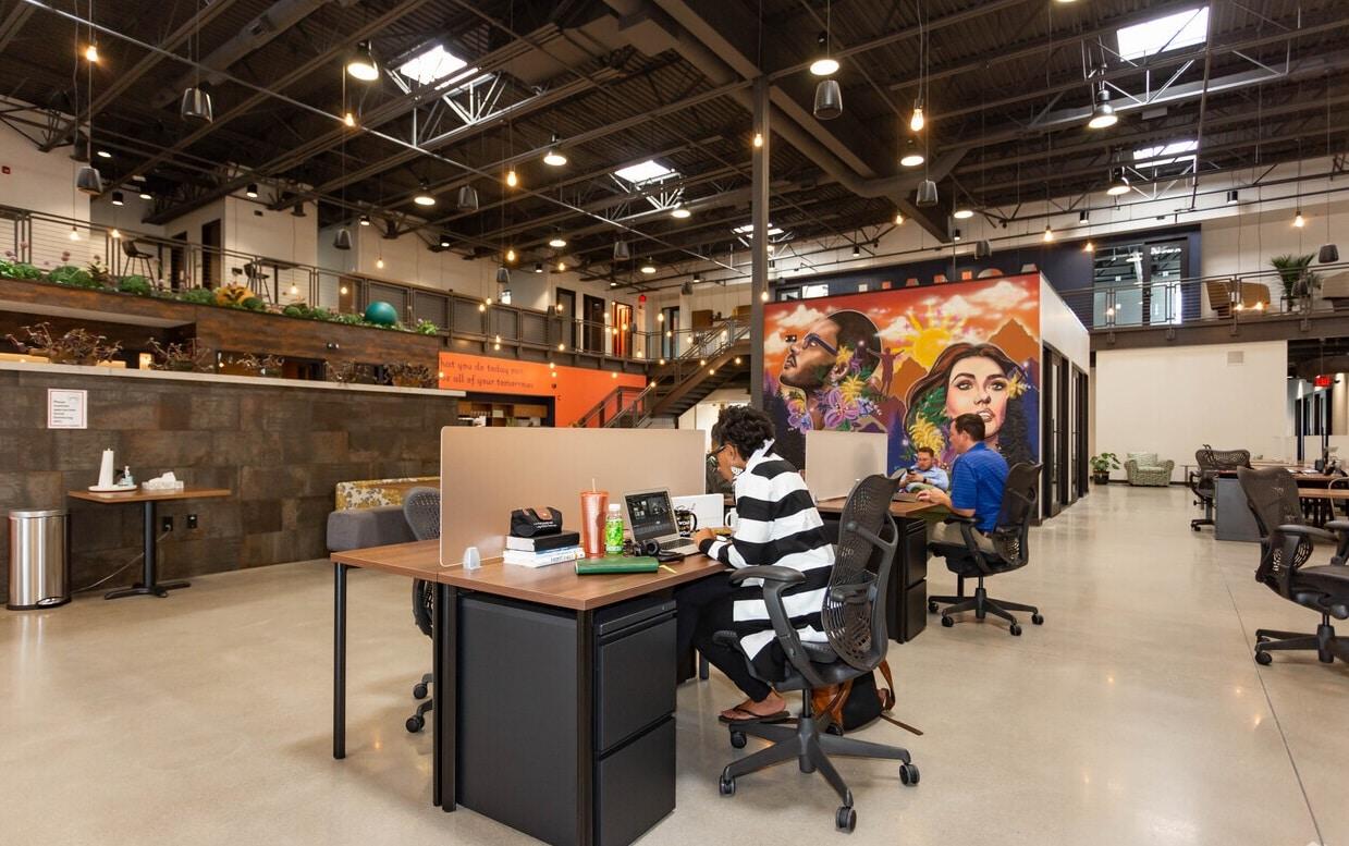 Dedicated Coworking space Buffalo, NY
