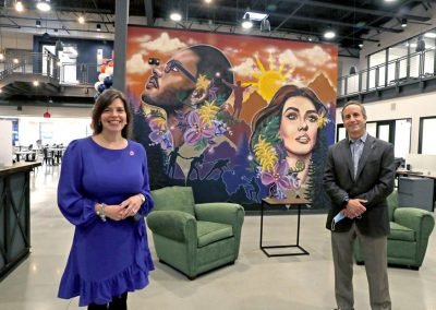 HANSA Downtown Coworking Space Opens with Pandemic in Mind
