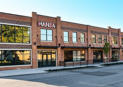 Uniland Introduces HANSA Coworking to the Buffalo Business Community