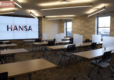 Video Tour: HANSA Meeting Rooms