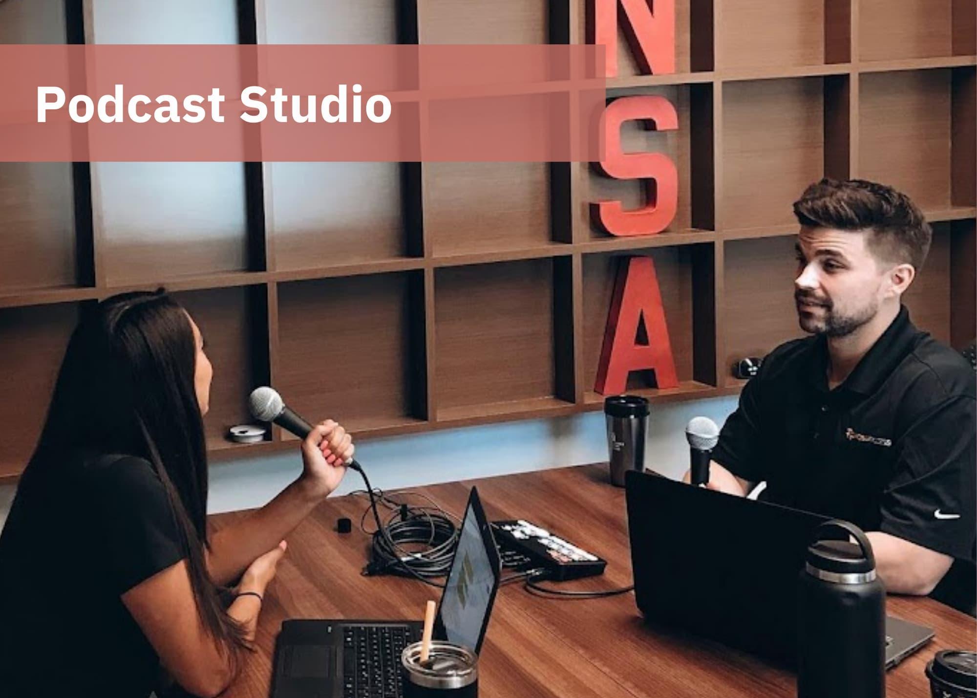 Podcast Studio Buffalo, NY