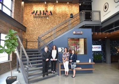 HANSA Workspace Receives Certification for Universal Design